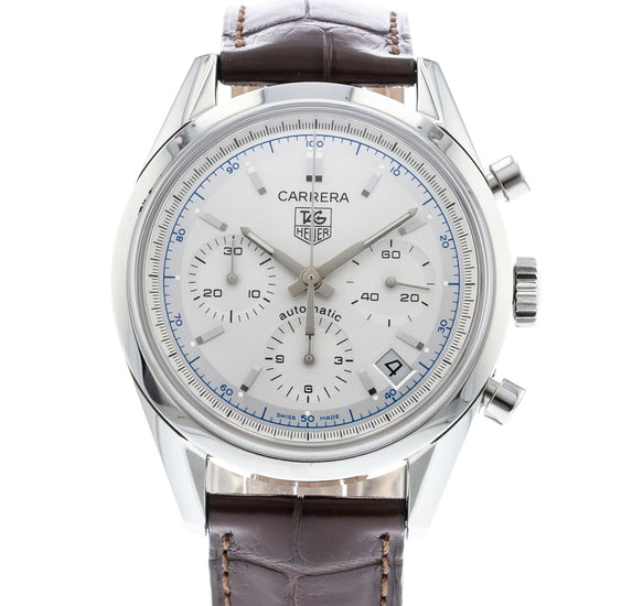 TAG Heuer Carrera Classic Re-issue Chronograph CV2110