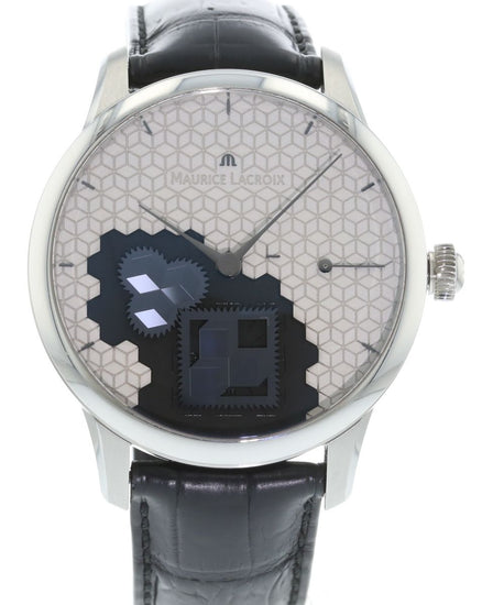 Maurice Lacroix Masterpiece Roue Carree MP7158-SS001-909