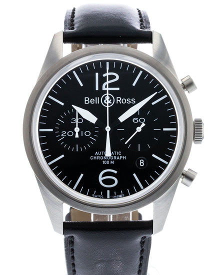 Bell & Ross Aviation Chronograph  BR126