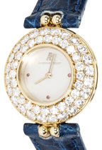 Audemars Piguet Ladies' Diamond 18K Yellow Gold