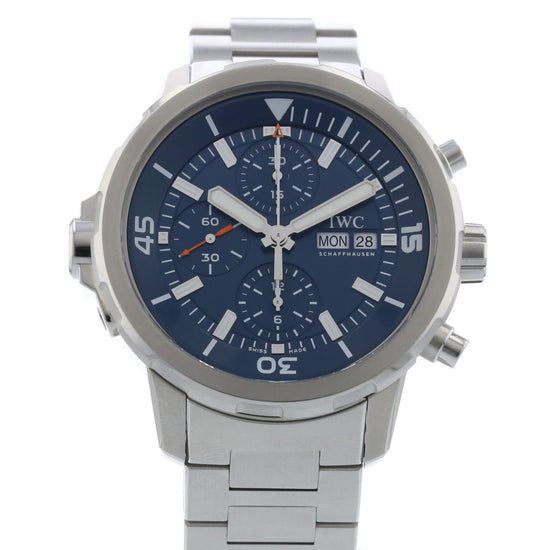 IWC Aquatimer Chronograph Edition Expedition Jacques Yves Cousteau IW3768-05