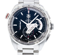 Tag Carrera Watch >> Pre Owned And Used Tag Heuer Carrera Watches Crown And Caliber