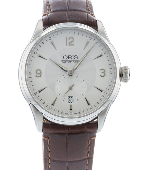 Oris Artelier Small Second Date 01 623 7582 4071-07 8 21 73
