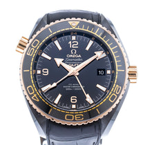OMEGA Seamaster Planet Ocean 600M GMT Deep Black 215.63.46.22.01.001