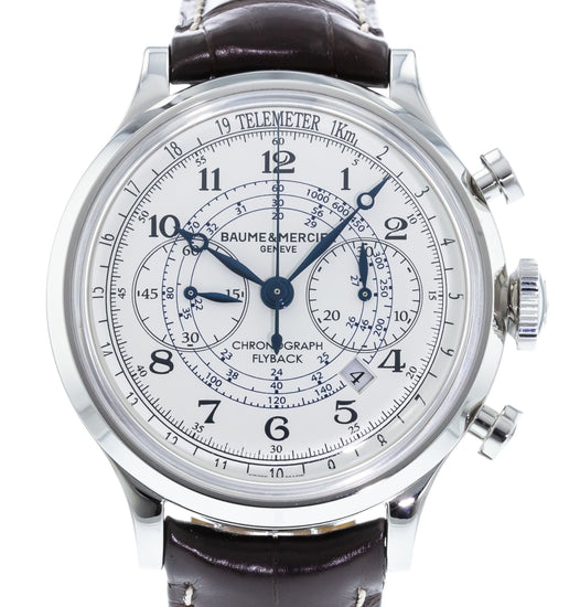 Baume & Mercier Capeland Flyback Chronograph 10006