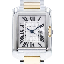 Cartier Montre Tank Anglaise W5310047