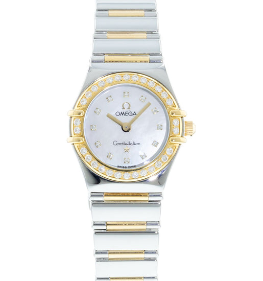 OMEGA Constellation My Choice 1365.75.00