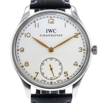 IWC Portuguese Hand-Wound IW5454-08