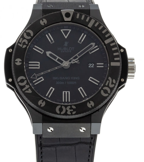Hublot Big Bang King Black Magic 322.CK.1140.RX