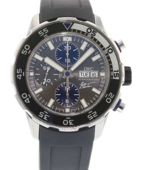 IWC Aquatimer Chronograph Jacques-Yves Cousteau Limited Edition IW3767-06