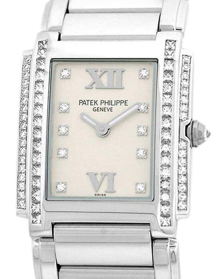 Patek Philippe Diamond Twenty-4 4910 G