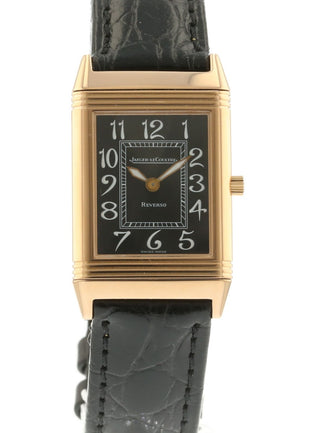 725eee6b3e3 Authentic Used Jaeger-LeCoultre Reverso 250.2.86 Watch (10-10-JLC ...