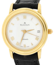 Blancpain Villeret 18K Yellow Gold