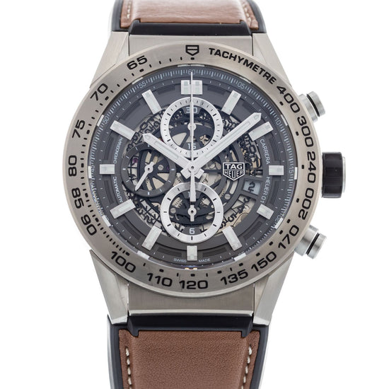 TAG Heuer Carrera Gray Phantom CAR2A8A