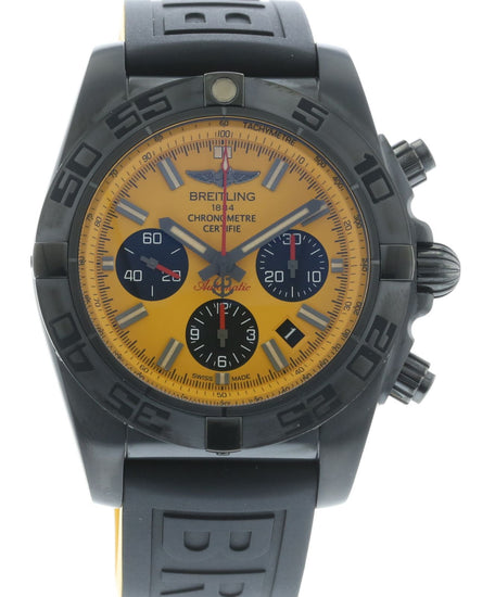 Breitling Chronomat Blacksteek MB0111