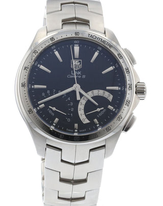 02046f1eb5e Authentic Used TAG Heuer Link Calibre S CAT7010.BA0952 Watch (10-10 ...