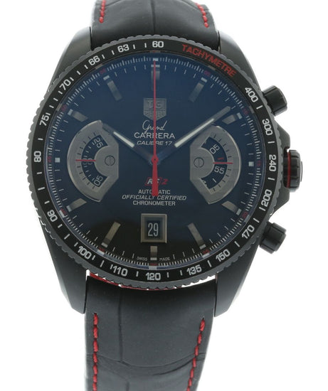 TAG Heuer Grand Carrera Calibre 17 RS2 Chronograph CAV518B