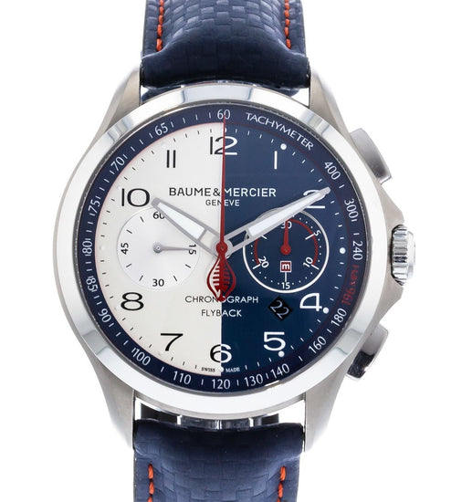 Baume & Mercier Clifton Club Shelby Cobra Limited Edition 10344