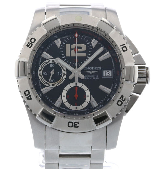 Longines HydroConquest Automatic Chronograph L3.651.4.56.6