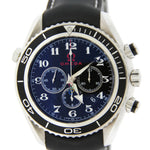 Omega Seamaster Planet Ocean Olympic Chronograph  222.32.46.50.01.001