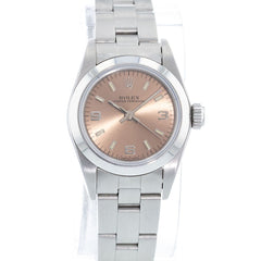 Pre Owned And Used Rolex Oyster Perpetual Watches Crown And Caliber