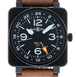 Bell & Ross BR01-93 Aviation GMT