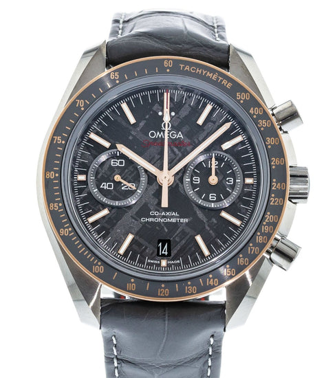 OMEGA Speedmaster Grey Side of the Moon Meteorite Chronograph 311.63.44.51.99.002