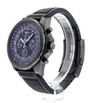 Breitling Bentley 6.75 Midnight Carbon M44364