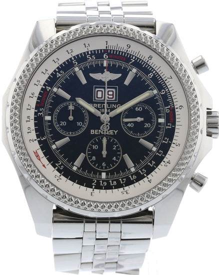 Breitling Bentley 6.75 Chronograph A44362