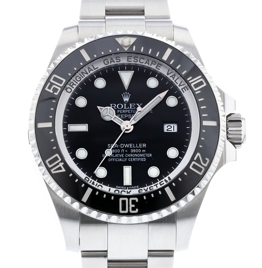 Rolex Sea-Dweller Deepsea 116660
