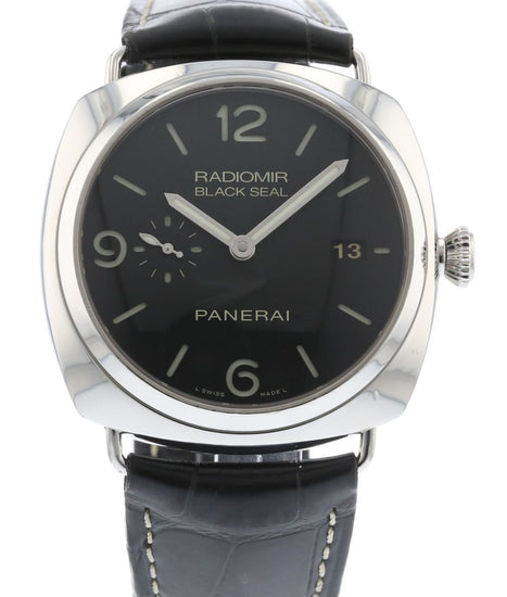 Panerai Radiomir Black Seal 3 Days Automatic Limited Edition PAM 388