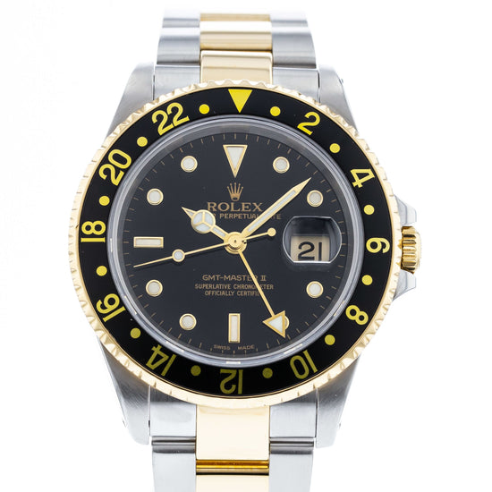 Rolex GMT-Master II Eye of the Tiger 16713