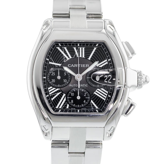 Cartier Roadster Chronograph Large W62020X6