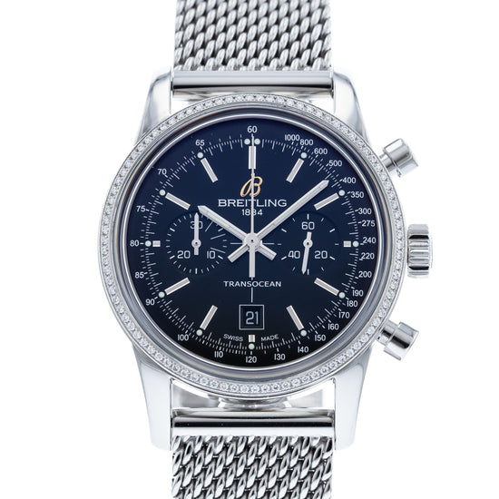 Breitling Transocean Chronograph 38 A41310