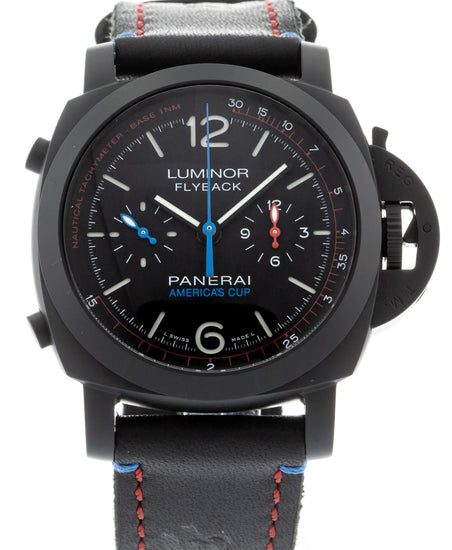 Panerai Luminor 1950 Oracle Team USA 3 Days Chrono Flyback Limited Edition PAM 725