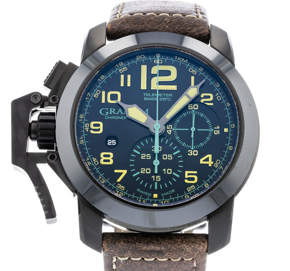 Graham Chrono Fighter Oversized 2CCAU.B09A.L43N