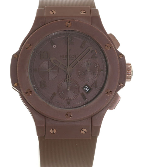 Hublot Big Bang Chocolate Chronograph Limited Edition 301.CC.3190.RC