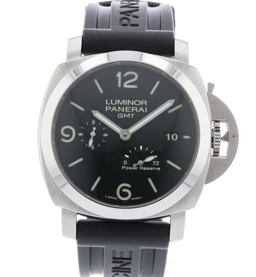 Panerai Luminor GMT 3 Days Power Reserve PAM 347