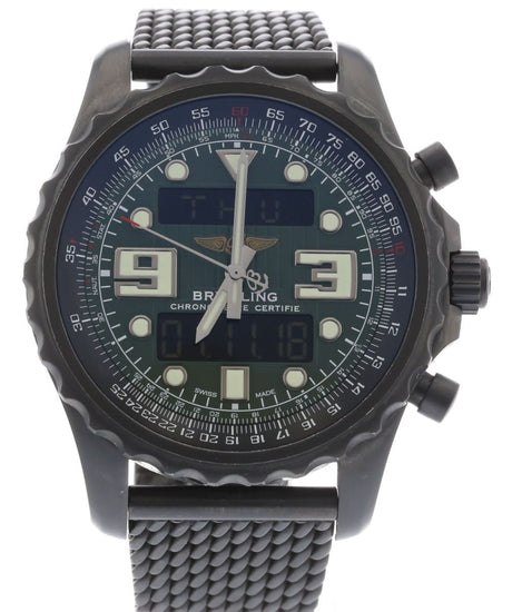 Breitling Chronospace Blacksteel Limited M7836522