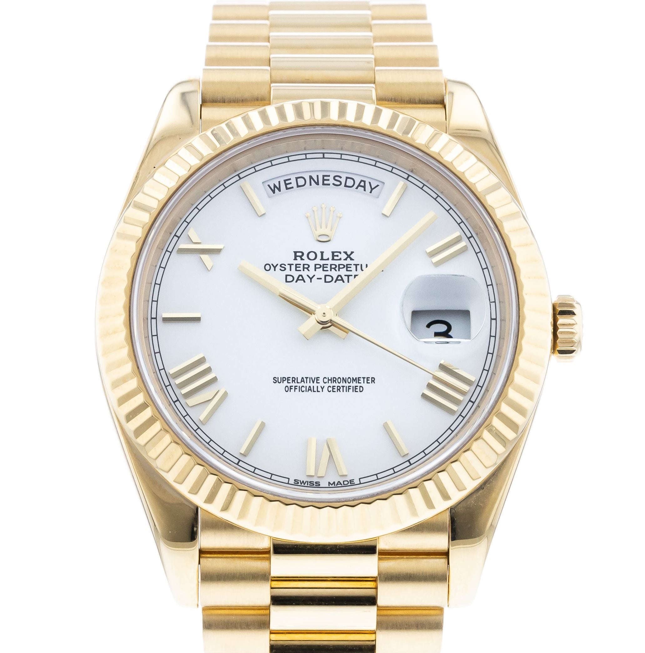 san francisco e7721 79e31 Rolex Day-Date 40 President 228238 Watch