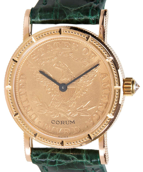 Corum Coin $5 Coin