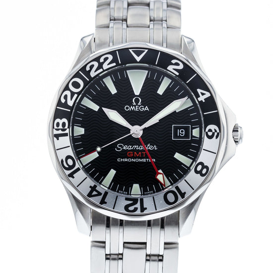 OMEGA Seamaster 300M GMT 50th Anniversary 2534.50.00