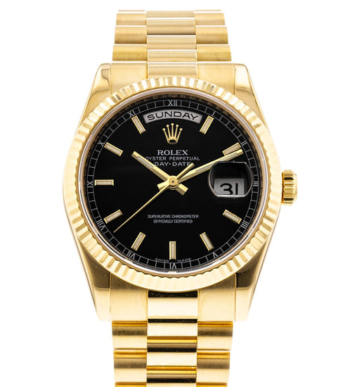 Rolex Day-Date President 118238