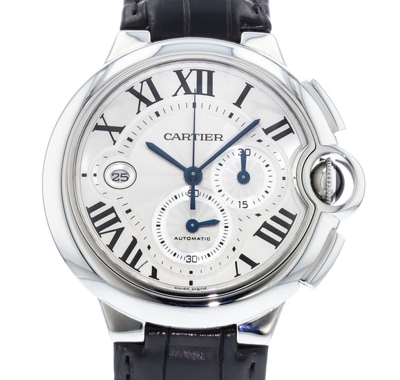 Cartier Ballon Bleu Chronogragh W6920003 / 3109