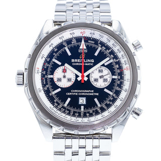 a35583400 Authentic Used Breitling Chrono-Matic A41360 Watch (10-10-BRT-PHANC7)