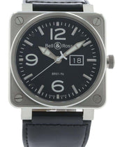 Bell & Ross Big Date BR01-96-S