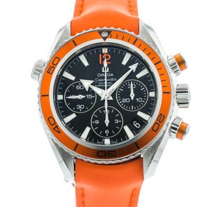 Omega Seamaster Planet Ocean 600m Co Axial Chronograph 222 32 38 50 01 003