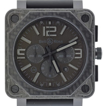 Bell & Ross Aviation Phantom Chronograph BR0194-CA-FIBER-PH