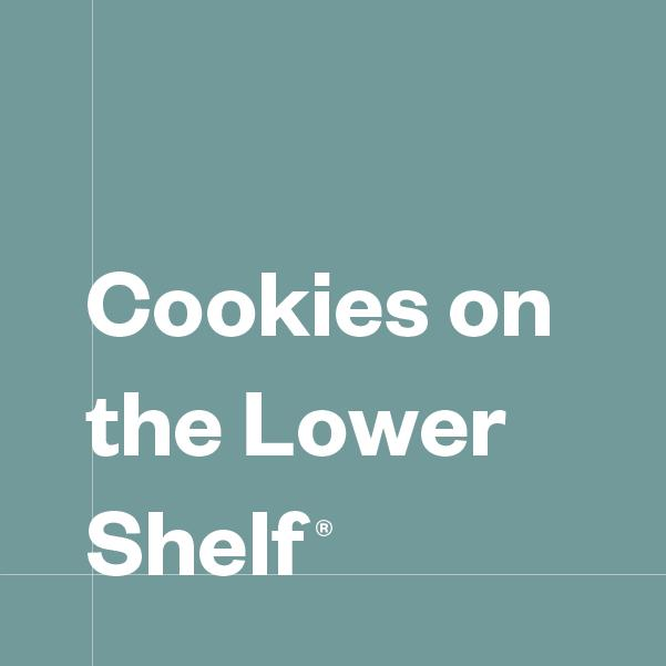 Cookies on the Lower Shelf