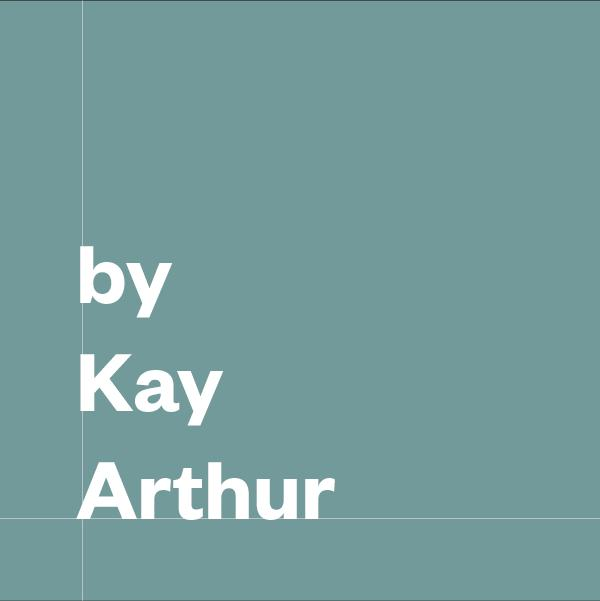 Books by Kay Arthur